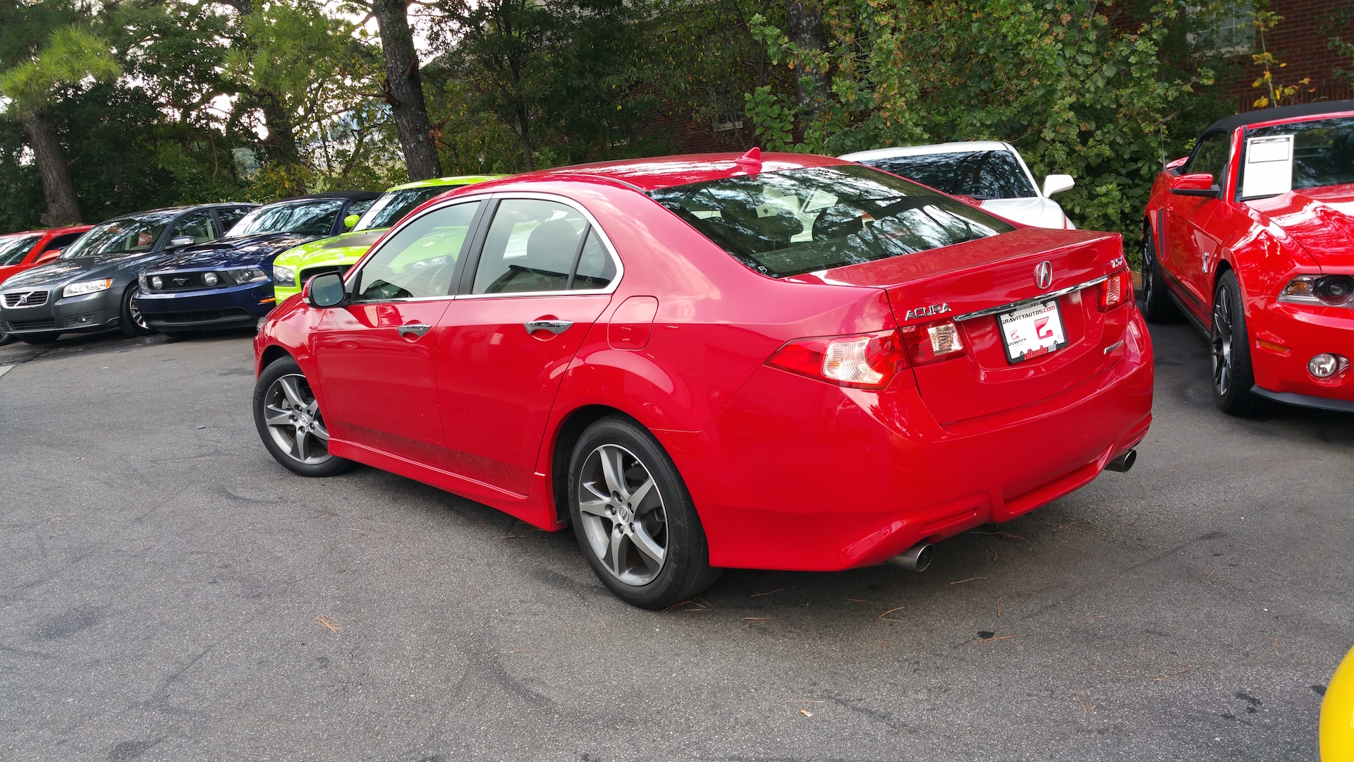 Mods For TSX Special Edition Acura TSX Forum - Acura tsx mods