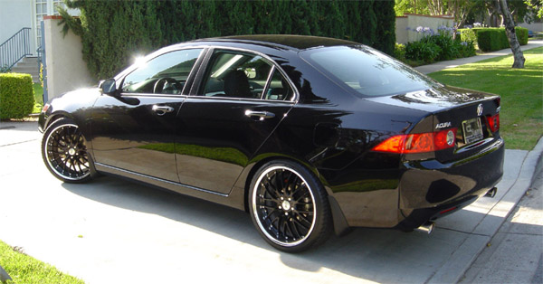 Preview Of My New Tsx On 20s Acura Tsx Forum