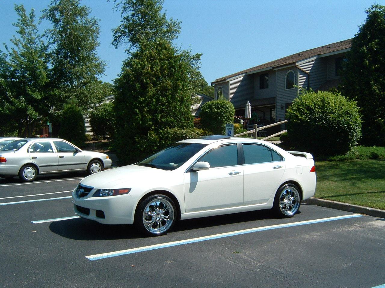 2004 Acura TSX She's Beautiful