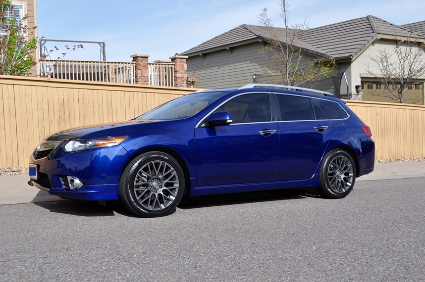 Wheel Gallery Nd Gen Pics And Specs ONLY Page Acura TSX - Acura tsx wheel specs