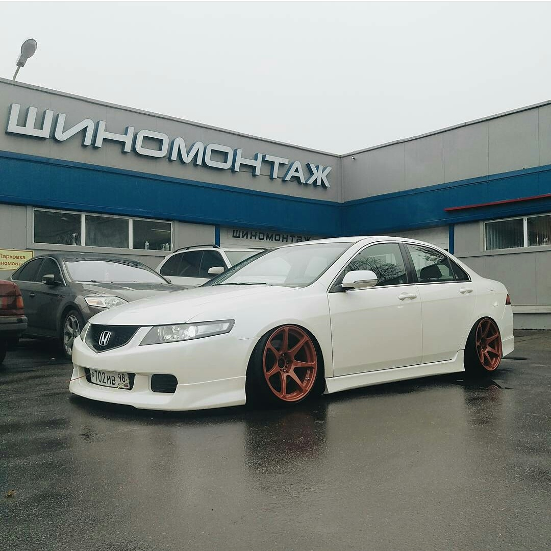 Wheel Gallery St Gen Pics And Specs ONLY Page Acura TSX - Acura tsx wheel offset