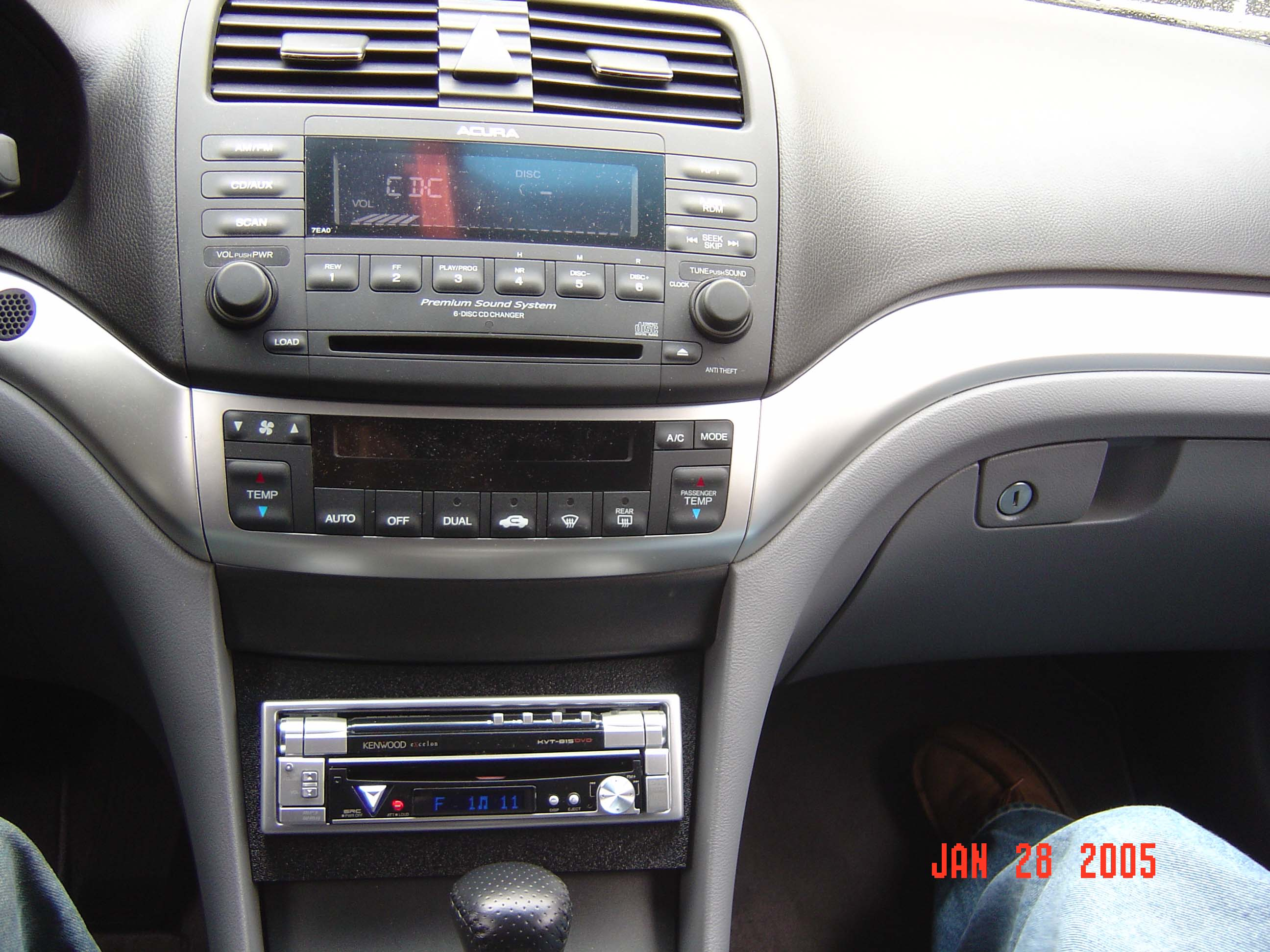 possible to install navigation after acura tsx forum