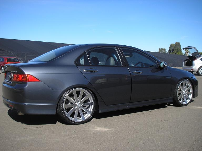 2006 Euro Sport With 20s Acura Tsx Forum