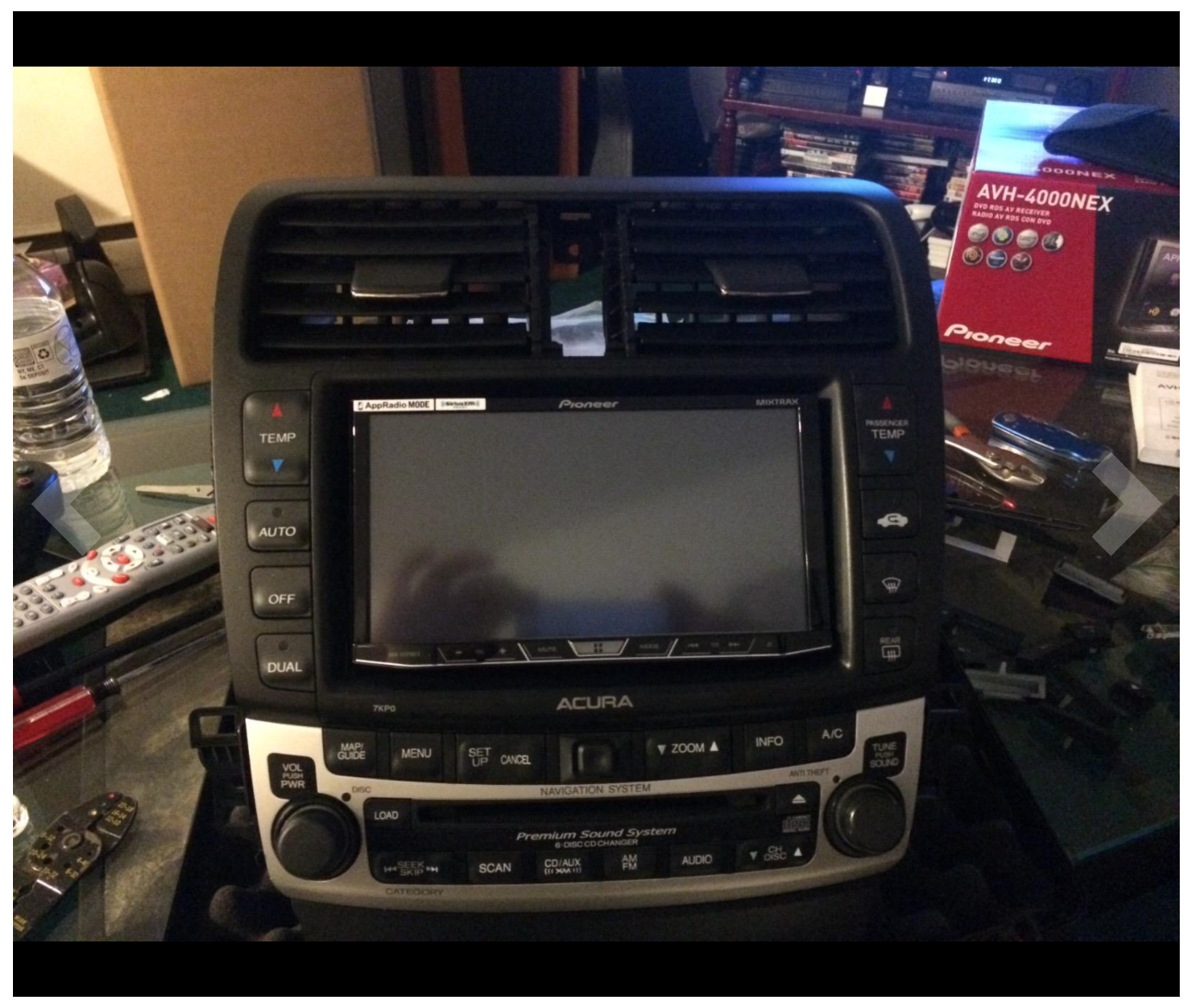 New Double Din Kit For TSX Page Acura TSX Forum - 2005 acura tsx aftermarket radio