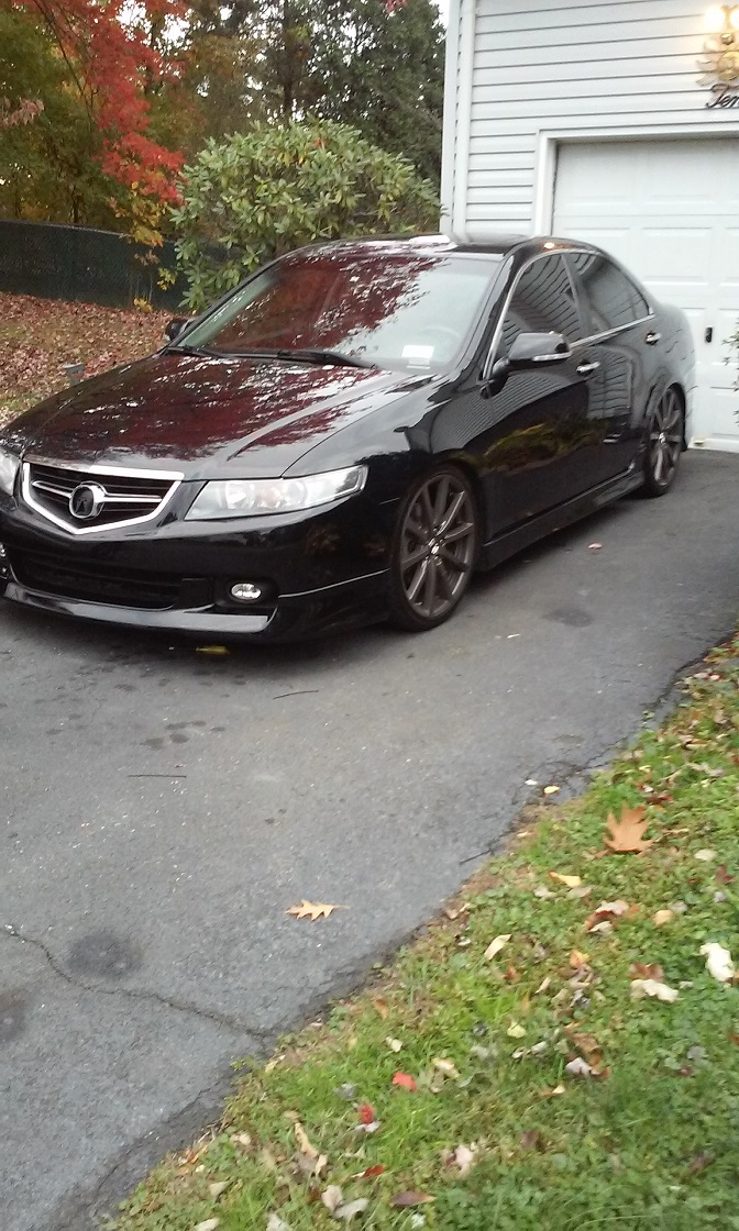 Wheel Gallery St Gen Pics And Specs ONLY Page Acura TSX - Acura tsx wheel specs