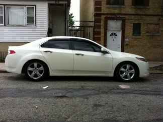 Lowering Springs Page Acura TSX Forum - Acura tsx lowering springs