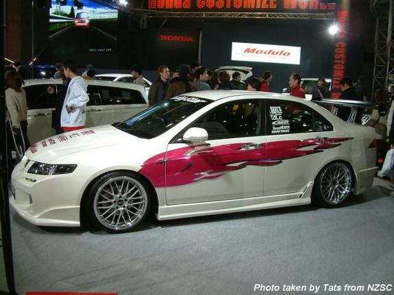 Body Kit Gallery St Gen Pics And Info ONLY Acura TSX Forum - Acura tsx body kit