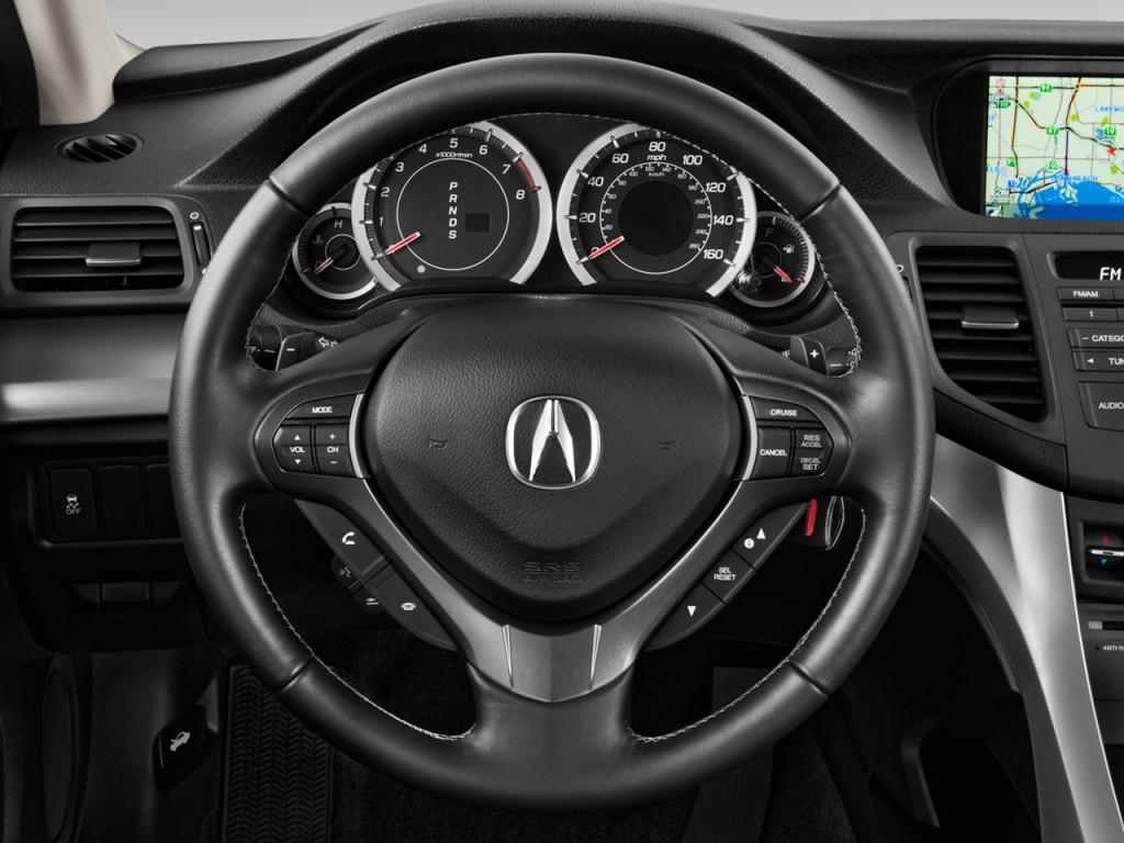 Steering Wheel Options Acura Tsx Forum