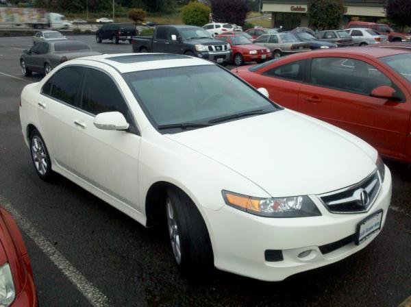Showcase cover image for roxyriot's 2008 Acura tsx