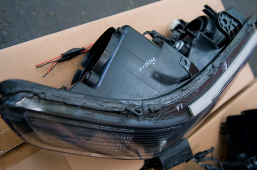 upgraded oem headlights update with night pics | Acura TSX Forum