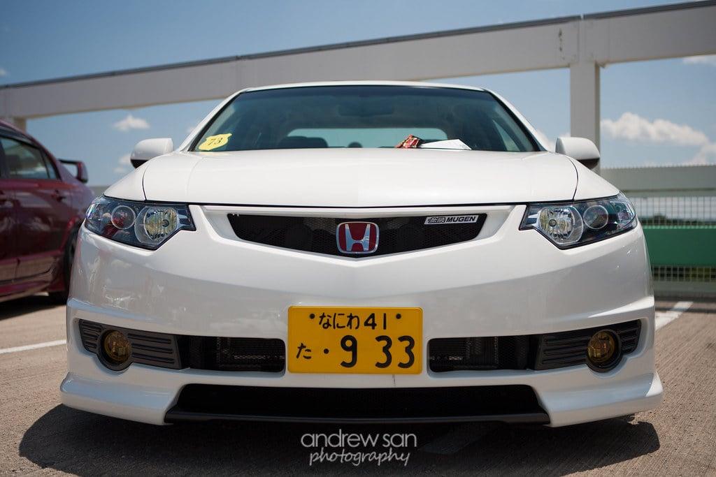 Cu2 Mugen Euro R build up | Acura TSX Forum