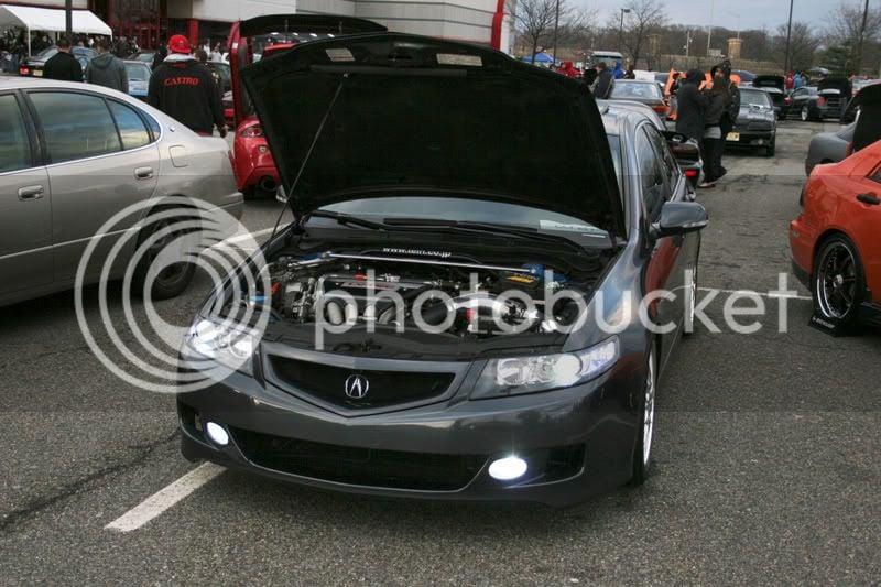 Custom grille | Acura TSX Forum