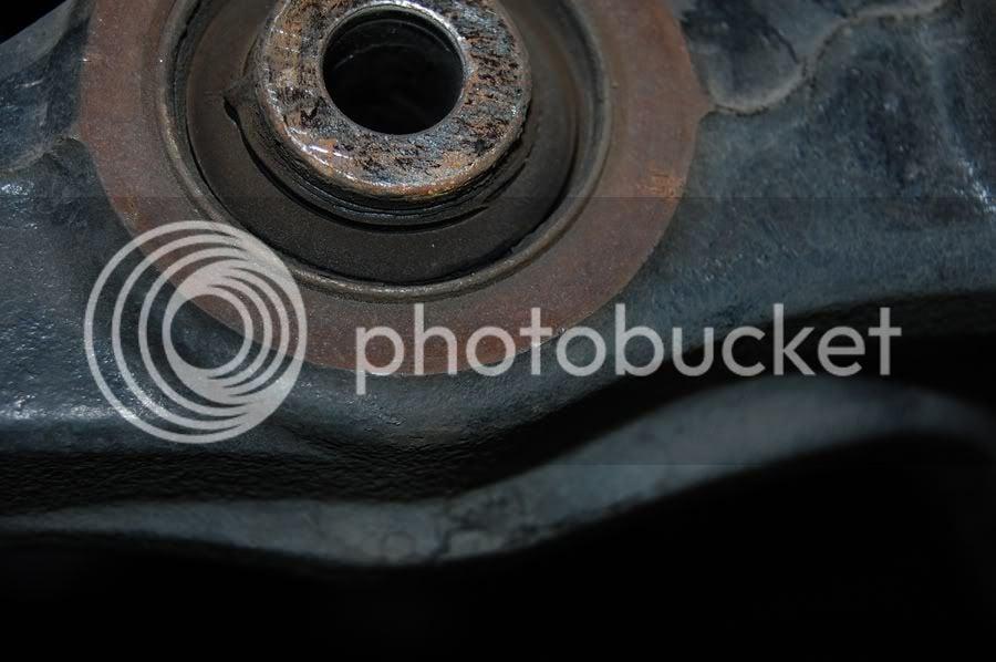 Clunk/pop when braking hard   Acura TSX Forum