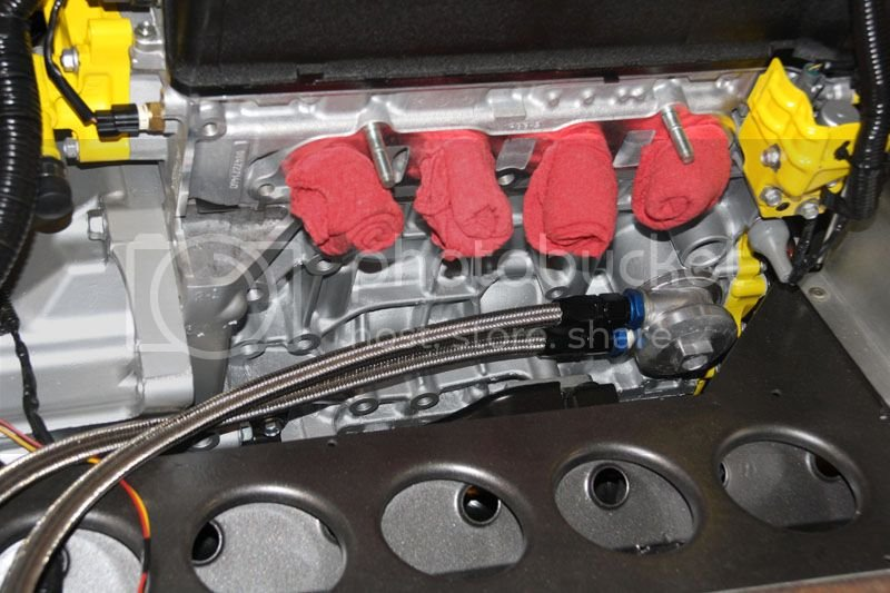 DIY Engine Swap: 300hp K24 TSX in a 1600 lb Lotus | Acura TSX Forum