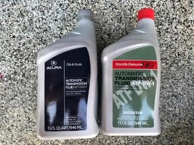 DIY: Change transmission filter (super easy!) | Acura TSX Forum