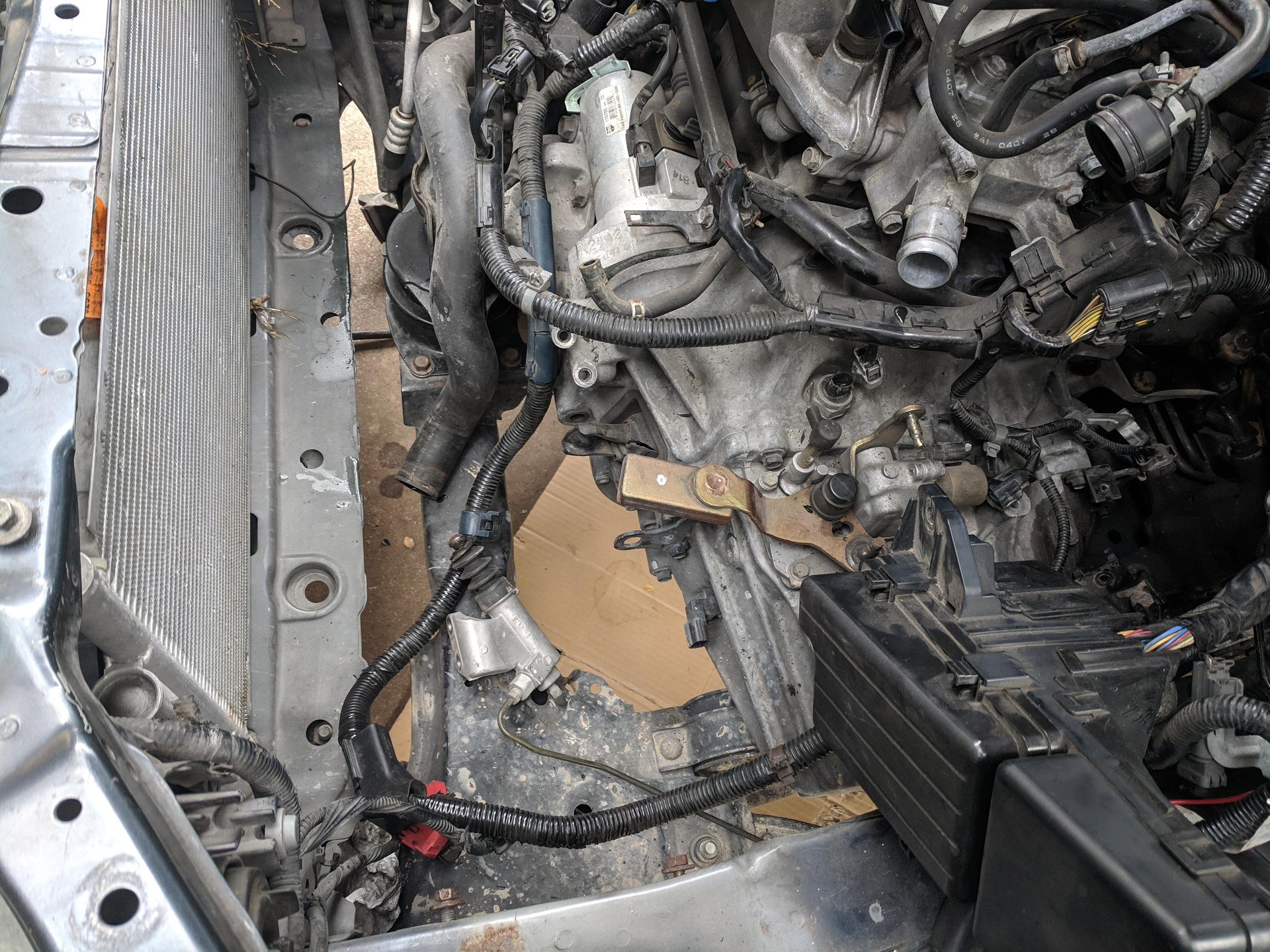 How to Swap the Transmission WITHOUT Dropping the Subframe